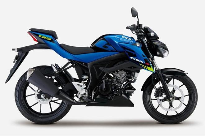 Suzuki GSX-S125 2021 trình làng: Giá từ 85 triệu đồng - 1