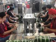 Dịch vụ nấu bánh chưng thuê đắt hàng thời điểm sát Tết