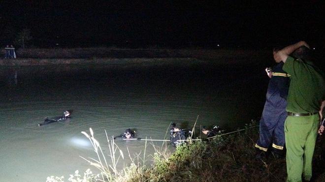 Tìm thấy thi thể hai mẹ con nhảy cầu tự tử ở Tây Ninh - 1