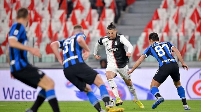 Nhận định bóng đá Inter Milan - Juventus: Rực lửa derby Italia, chờ Ronaldo tỏa sáng - 1