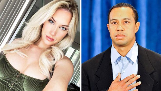 """Tiger Woods lộ lối sống """"thác loạn"""", kiều nữ golf hết lời bảo vệ - 1"""