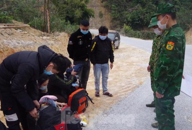 Liên tiếp bắt giữ người nhập cảnh trái phép qua biên giới Lạng Sơn - 1
