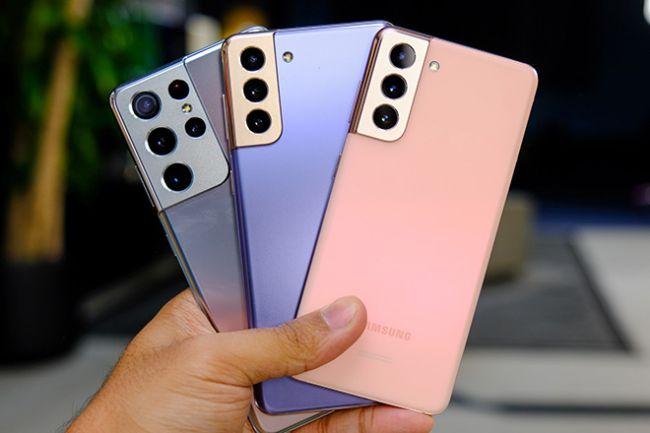 Galaxy S21 Ultra và các thành viên gia đình Galaxy S mới đều chính thức lên kệ vào ngày 29/1. Người dùng đặt mua máy ở thời điểm hiện tại sẽ được hưởng nhiều ưu đãi hấp dẫn từ Samsung cũng như nhà bán lẻ.