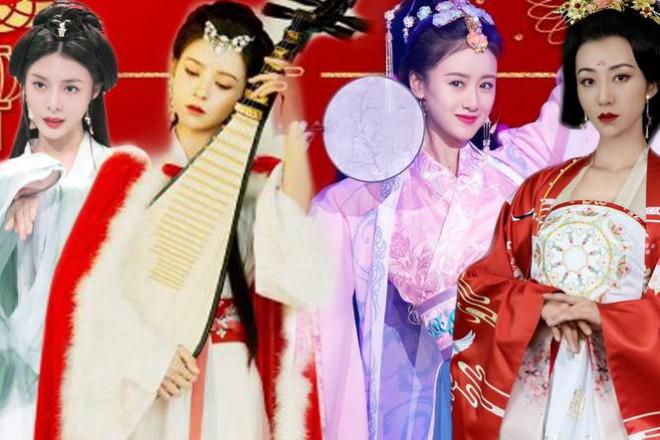Mê mẩn ngắm các nữ diễn viên hóa thành tứ đại mỹ nhân trong lịch sử Trung Quốc - 1
