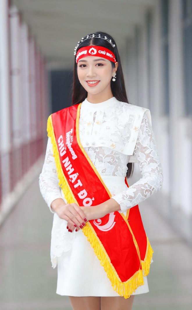 Hoa hậu Đỗ Thị Hà và Á hậu Phương Anh, Ngọc Thảo giản dị vẫn cực xinh đẹp - 13