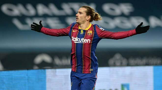 """Video Barcelona - Athletic Bilbao: Rượt đuổi 5 bàn, thẻ đỏ Messi và bàn thắng """"vàng"""" hiệp phụ - 1"""