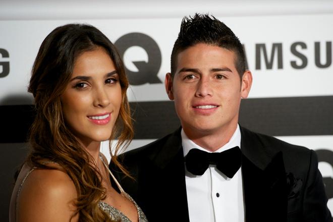 Vợ cũ James Rodriguez, mỹ nhân bóng chuyền đẹp không tì vết - 1