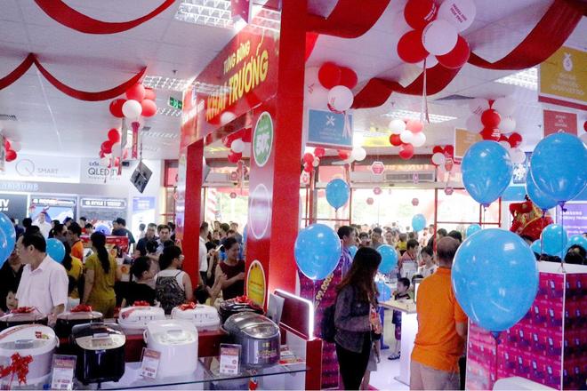 Giải mã thành công của Lâm Phong Mart - siêu thị điện máy ở Hà Nội - 1