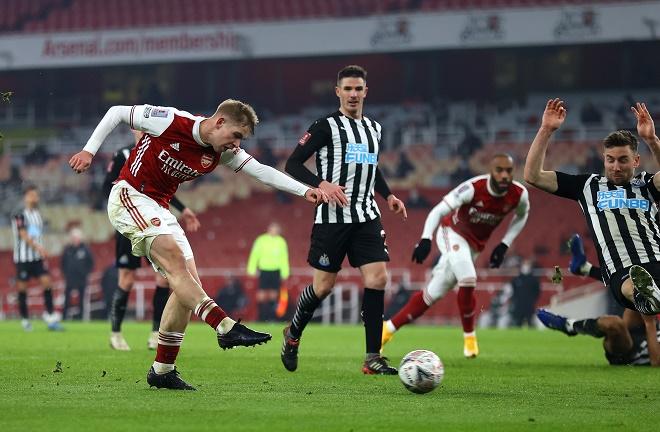 """Nhận định bóng đá Arsenal - Newcastle: """"Con mồi"""" ưa thích cho """"Pháo thủ"""" - 1"""