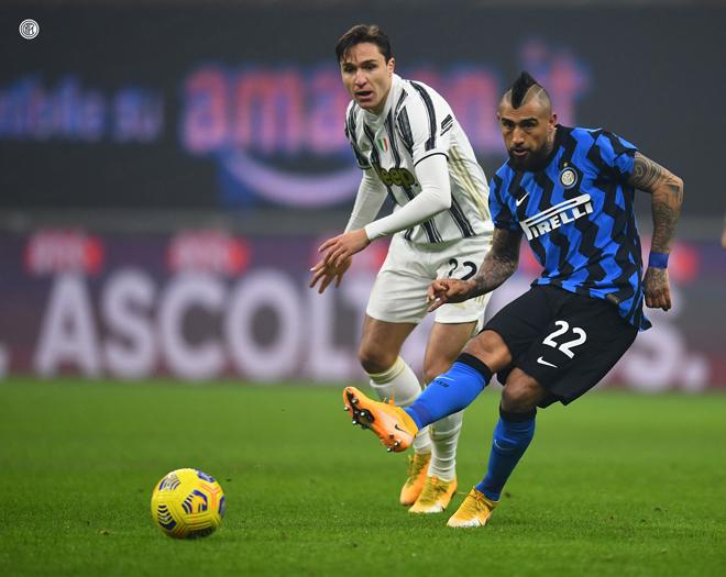Video Inter Milan - Juventus: Ronaldo tịt ngòi, đòn phản công choáng váng - 1