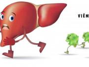 Viêm gan B 13 năm chữa không đỡ vậy mà âm tính chỉ nhờ cách này