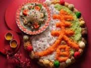 """Tết """"năm Covid"""" ở nhà hàng châu Á: Không còn tiếng hò reo, đi ăn bịt kín khẩu trang"""