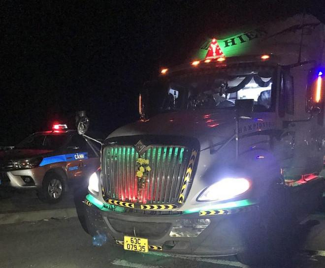 Lời khai của tài xế gây tai nạn kéo nạn nhân đi 60km - 2