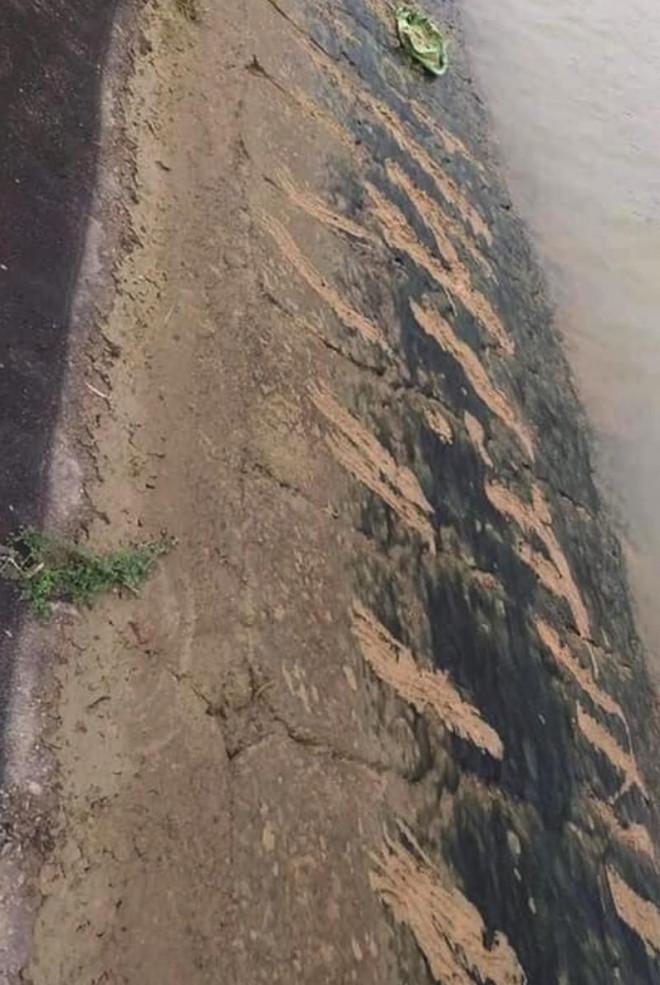 Tìm thấy thi thể học sinh lớp 3 rơi xuống sông ở Nghệ An - 1