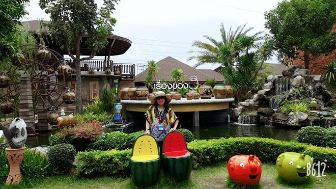 Thăm làng gốm cổ của Thái Lan - 1