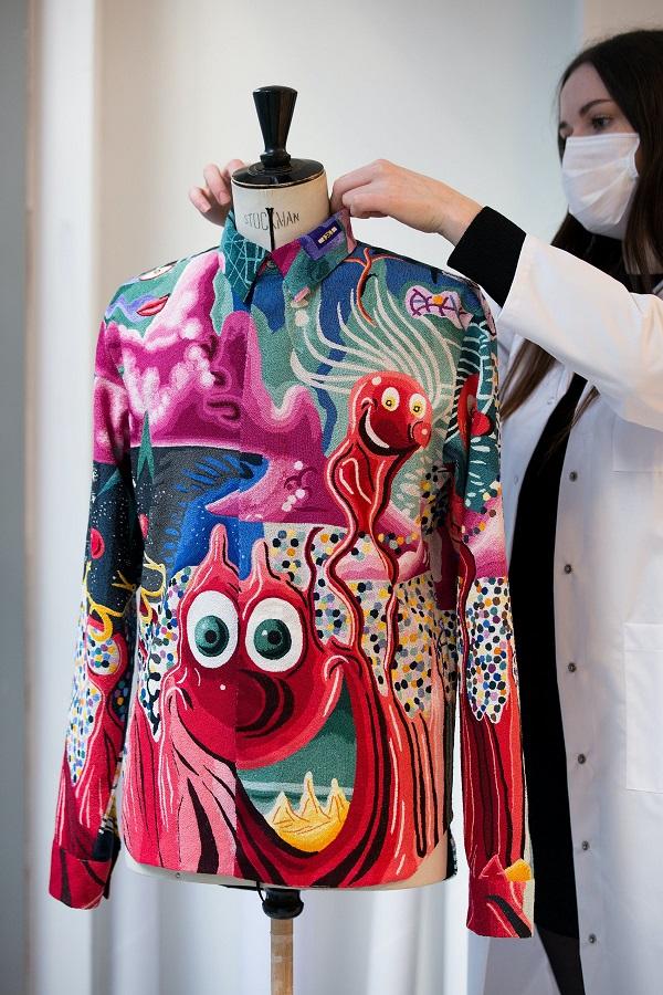 Bộ sưu tập nam Pre-fall 2021 của Dior: Tràn ngập văn hóa Á Đông - 2