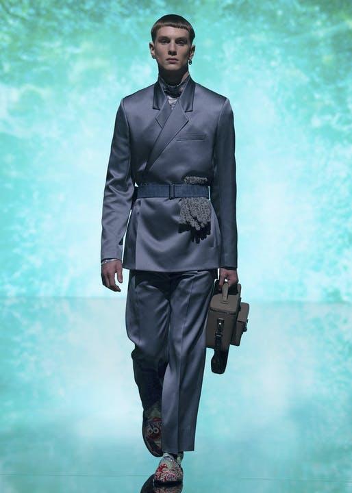 Bộ sưu tập nam Pre-fall 2021 của Dior: Tràn ngập văn hóa Á Đông - 8