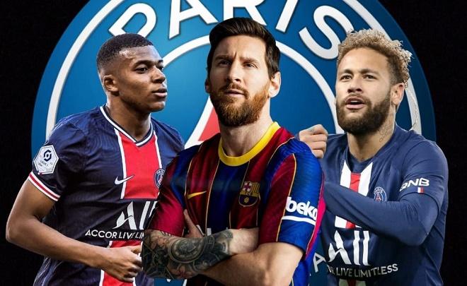 PSG chiêu mộ Messi bằng kế hoạch siêu khủng: Tam tấu M-N-M thách thức châu Âu - 1