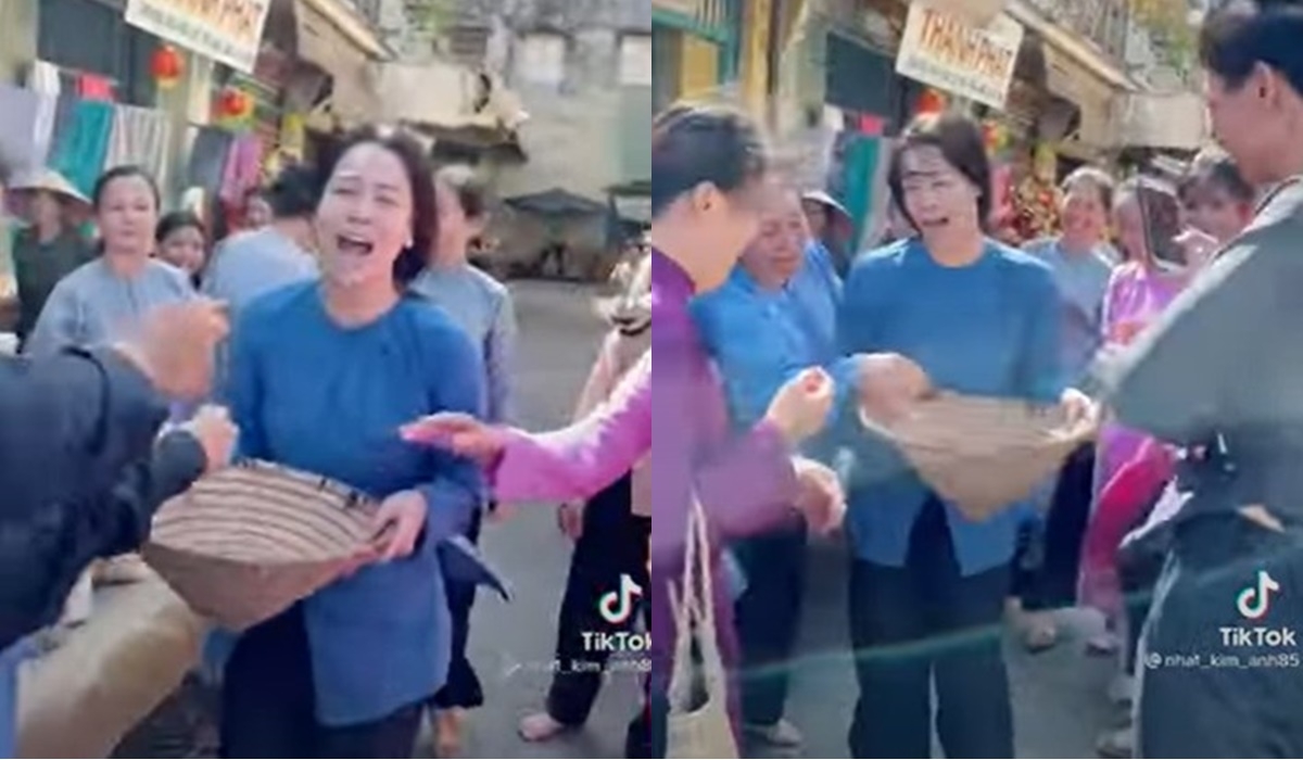 Nhật Kim Anh khóc lóc, rách rưới ra đường xin tiền gây choáng: Sự thật ngã ngửa - 1