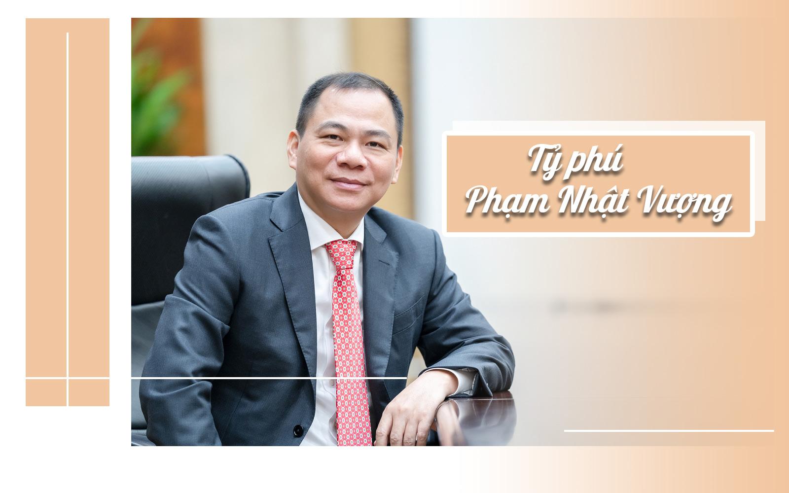 """Soi """"hậu phương"""" của tỷ phú Phạm Nhật Vượng và các đại gia Việt - 3"""