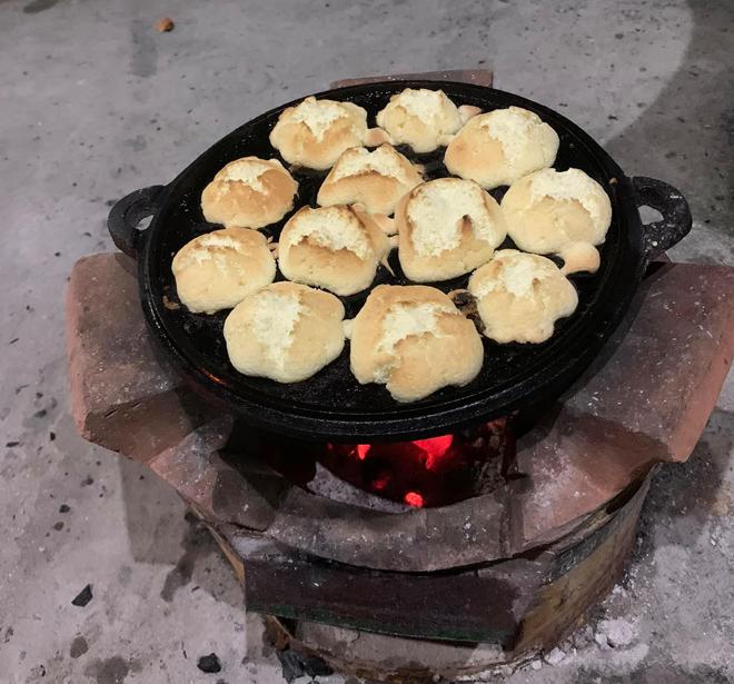 Chiếc bánh xinh như hoamai, không thể thiếu trong ngày Tết của người miền Trung - 4