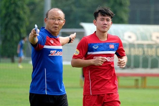 HLV Park Hang-seo muốn tuyển Việt Nam dự World Cup - 1