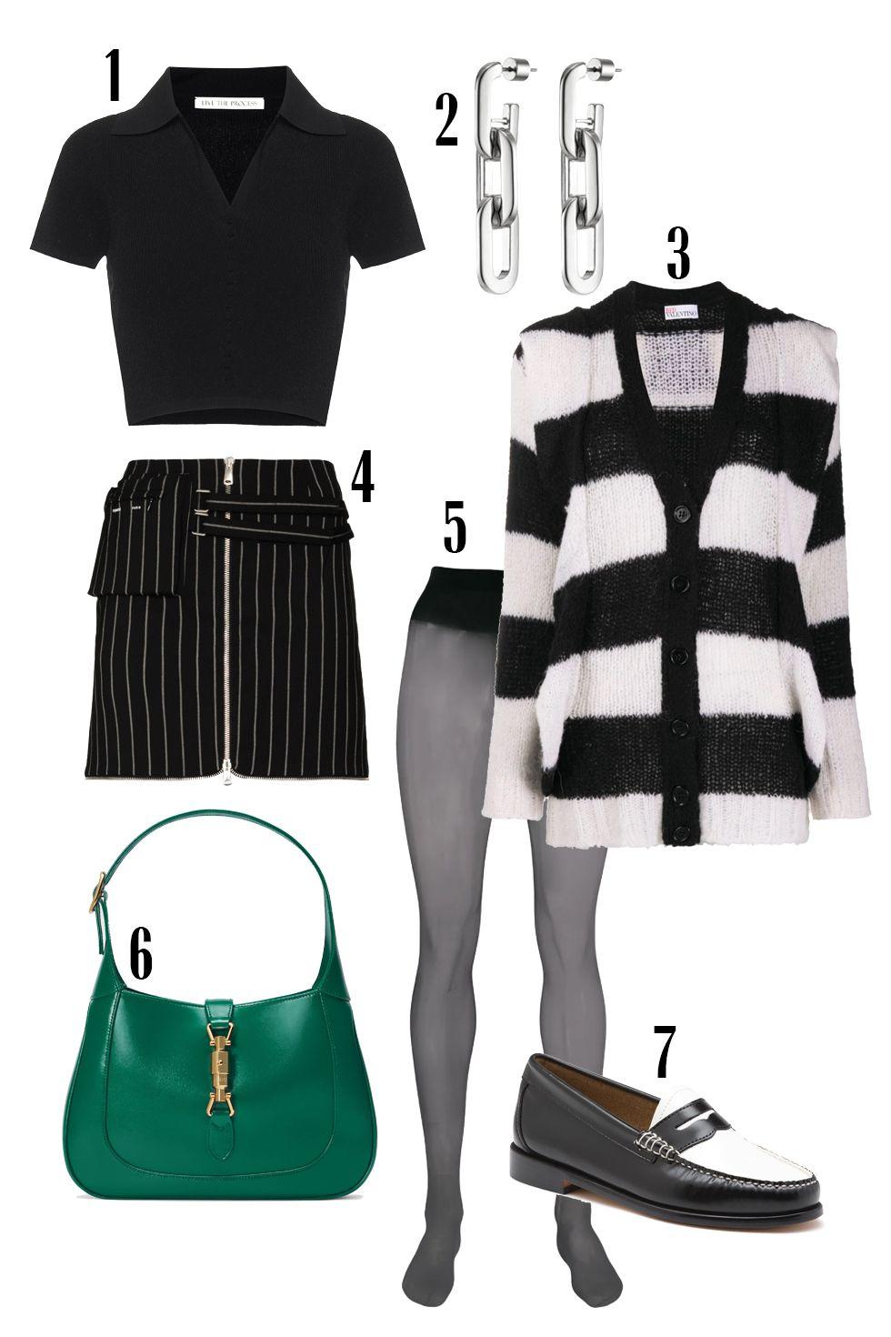 1 món đồ 6 phong cách cho áo cardigan mùa xuân - 3