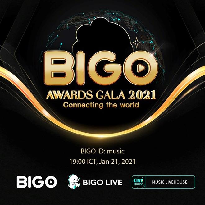 Gặp gỡ các idol hàng đầu của Bigo Live tại Gala trao giải Bigo 2021 - 1