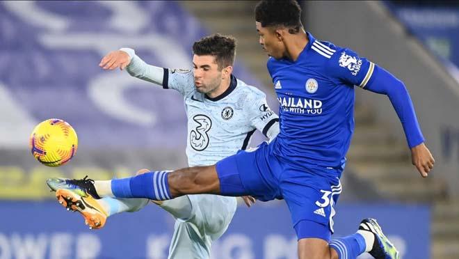 Chelsea thua thảm Leicester: Báo Anh chê hàng thủ, lo Lampard bị sa thải - 1