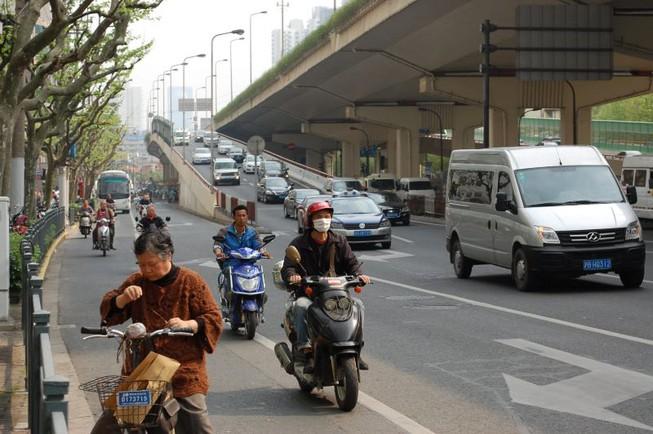 Dân Trung Quốc mua xe máy nhiều nhất thế giới - 1