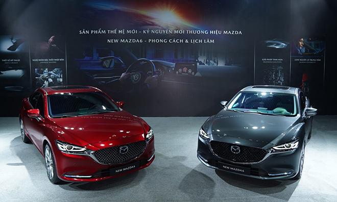 Giá xe Mazda6 lăn bánh tháng 1/2021, giảm 30 triệu đồng - 1