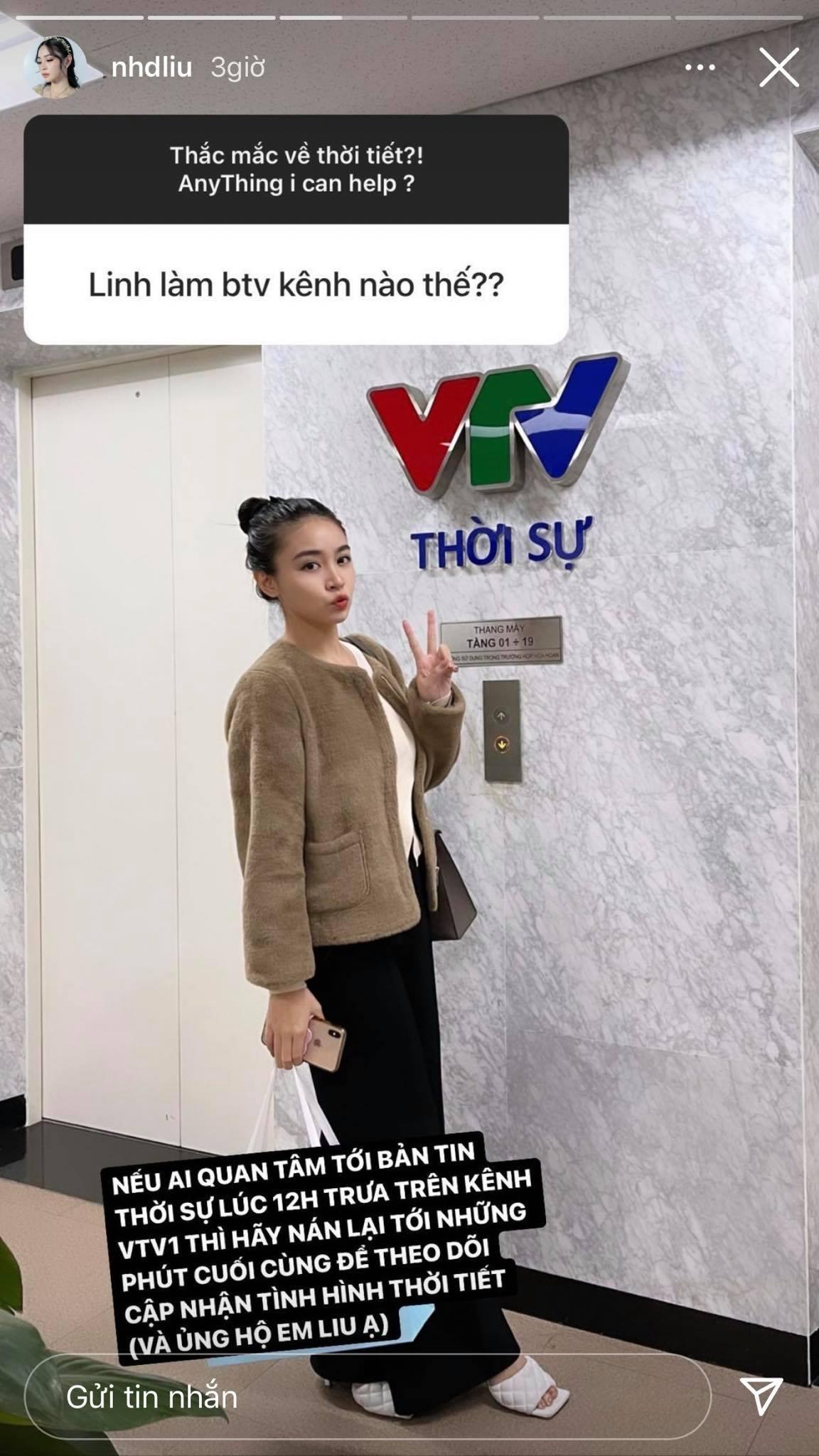 """Hé lộ tiểu thư RMIT mới gia nhập """"vũ trụ mỹ nhân VTV"""" từng thi Hoa hậu Việt Nam - 5"""