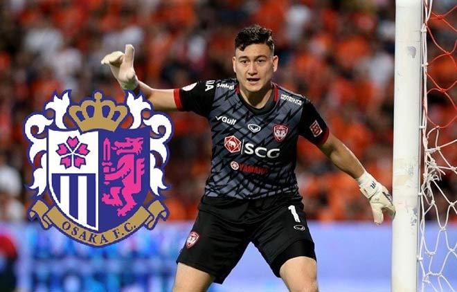 Văn Lâm sắp vỡ mộng sang Nhật Bản: Osaka đón thủ môn đội cũ Công Phượng - 1