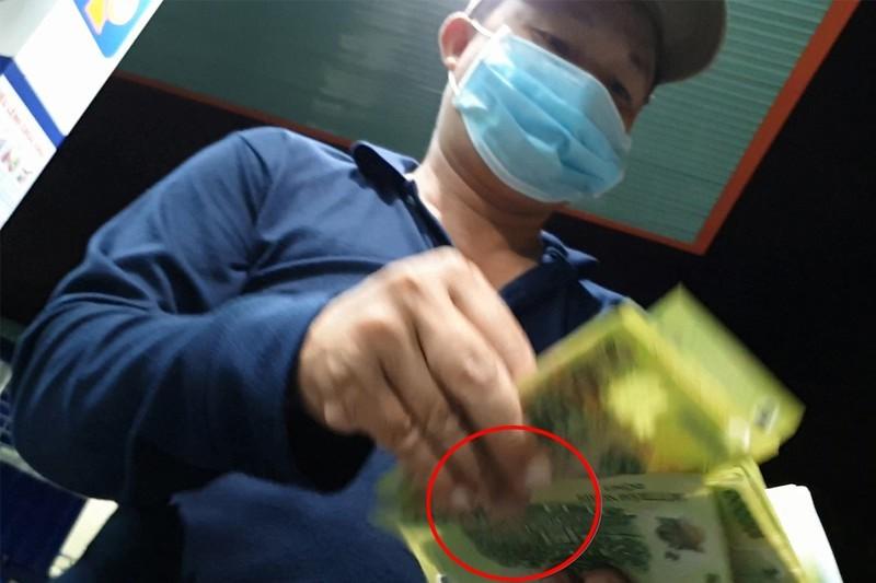 Vụ trộm tiền như ảo thuật: Nhân viên cây xăng khai có trộm - 1