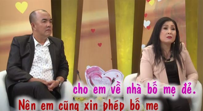 Nàng dâu khóc nức nở kể chuyện bố chồng khó tính trên sóng truyền hình - 9