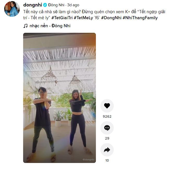 """Ông Cao Thắng, Đông Nhi, Hương Ly: Người nhảy """"bung nóc"""", kẻ hát mê say khoe kế hoạch Tết này - 1"""