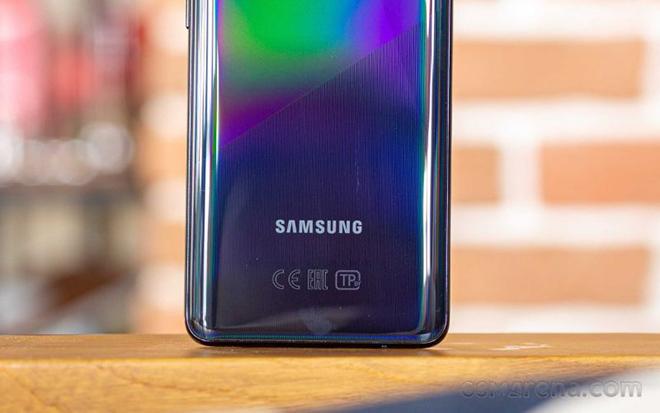 Galaxy M62 mang sức mạnh khủng như Galaxy Note10 - 1
