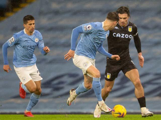 Video Man City - Aston Villa: Hãm thành ào ạt, sụp đổ vì hàng thủ - 1