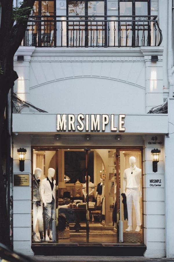 Lý giải sức hút từ thương hiệu thời trang nam thanh lịch Mr Simple Style - 1