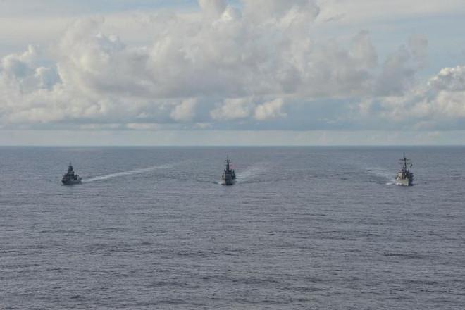 Biển Đông: Nhật Bản gia tăng sức ép lên Trung Quốc - 1