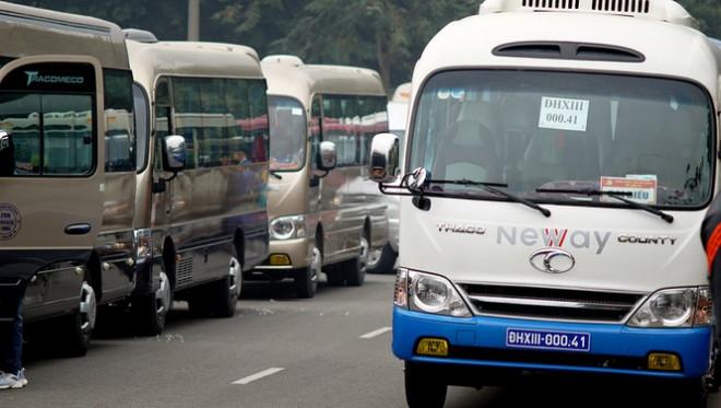 Cảnh khuyển tham gia rà soát xe phục vụ Đại hội XIII - 1