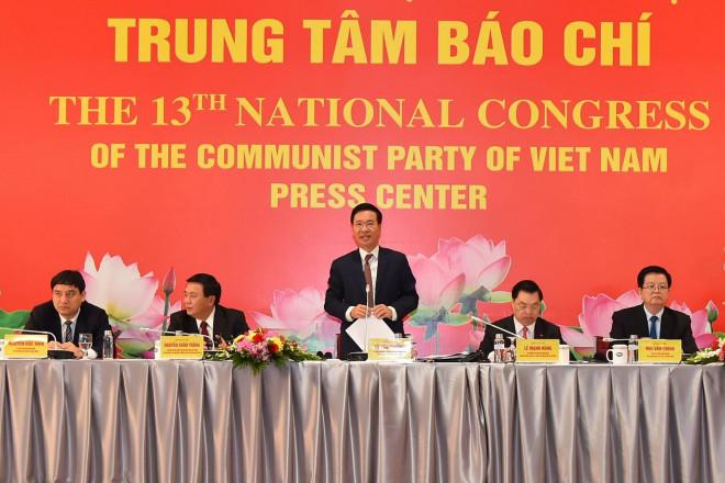 Ủy viên Bộ Chính trị Võ Văn Thưởng: Đã chuẩn bị rất kỹ cho các chức danh lãnh đạo chủ chốt của Đảng, Nhà nước - 1