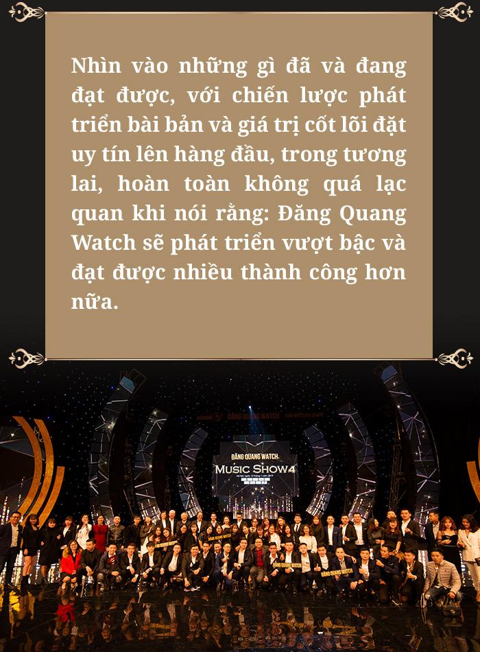 """Đặng Vinh Quang – CEO Đăng Quang Watch: """"Uy tín là giá trị cốt lõi, bền vững nhất của một thương hiệu"""" - 25"""