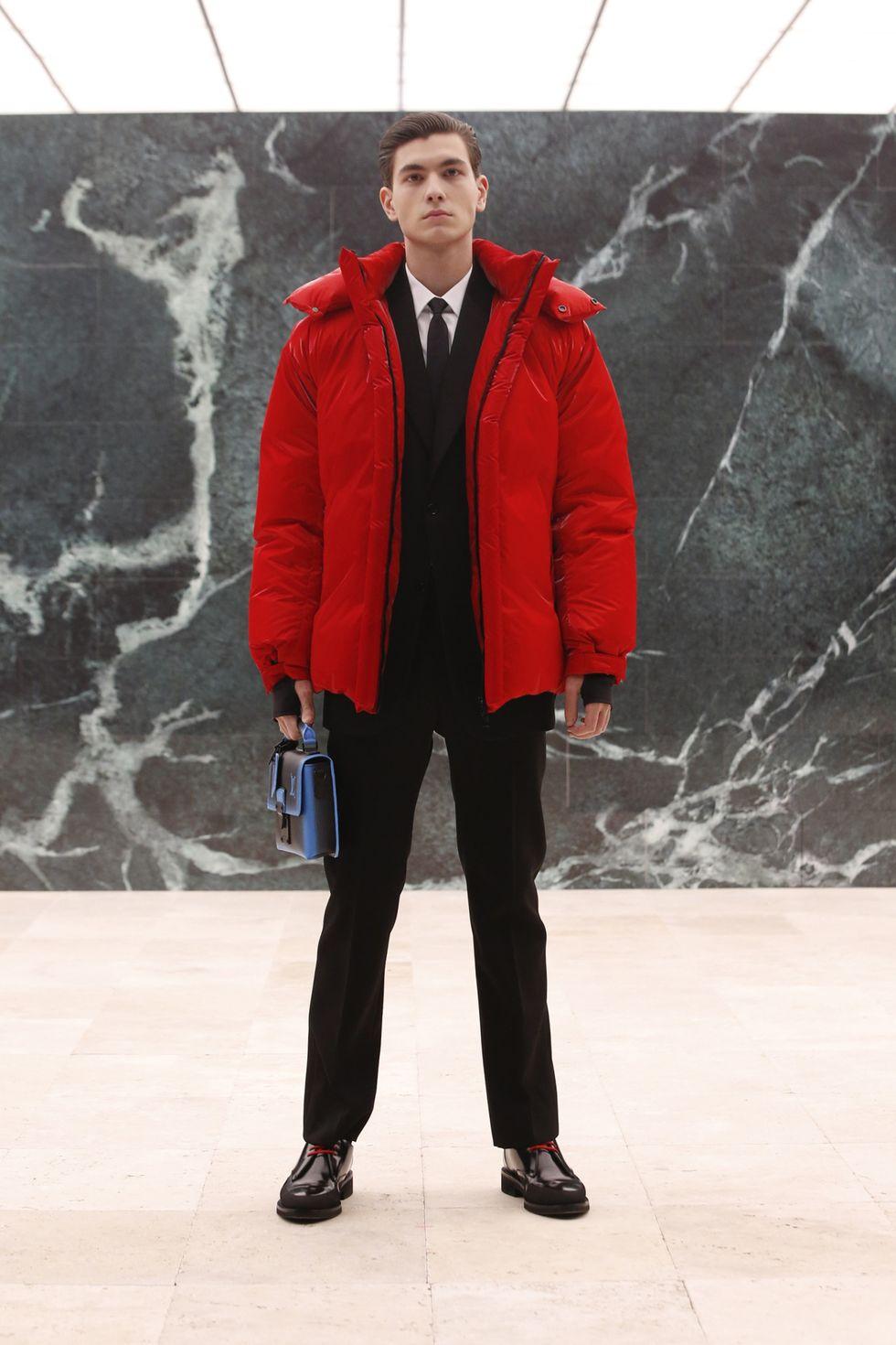 Bộ sưu tập nam giới mùa đông 2021 của Louis Vuitton có gì khiến chúng ta phải trầm trồ? - 3