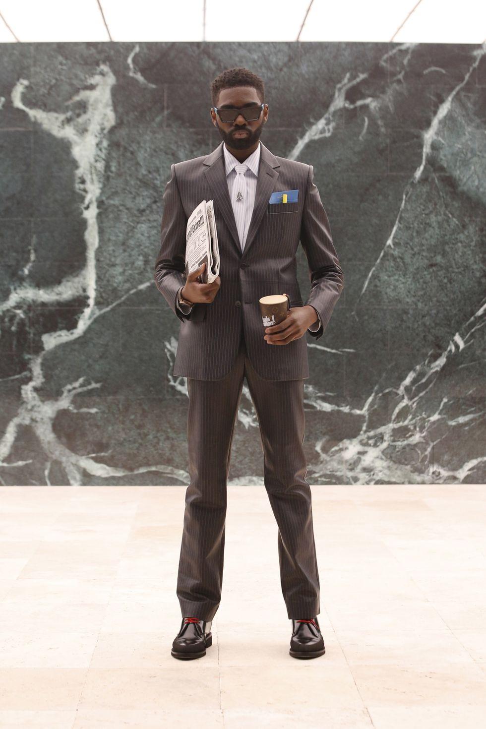 Bộ sưu tập nam giới mùa đông 2021 của Louis Vuitton có gì khiến chúng ta phải trầm trồ? - 7
