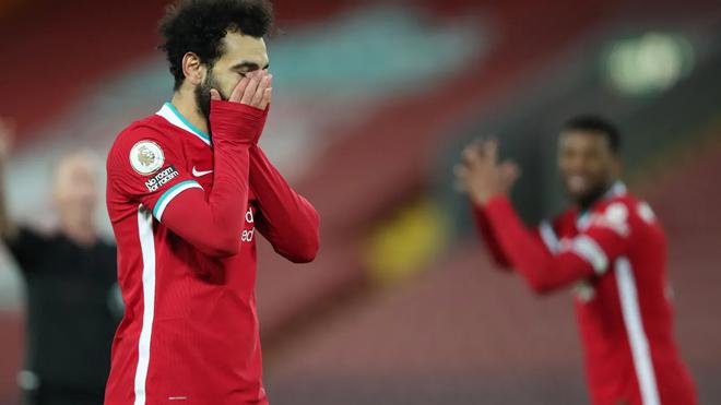 Cực nóng BXH Ngoại hạng Anh: Liverpool văng khỏi Top 3, kém MU mấy điểm? - 1