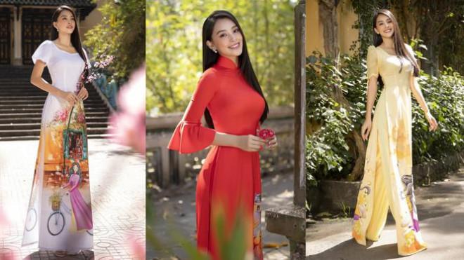 Hoa hậu Tiểu Vy, Đỗ Mỹ Linh mặc đẹp 'phủ sóng' mạng xã hội tuần qua - 1