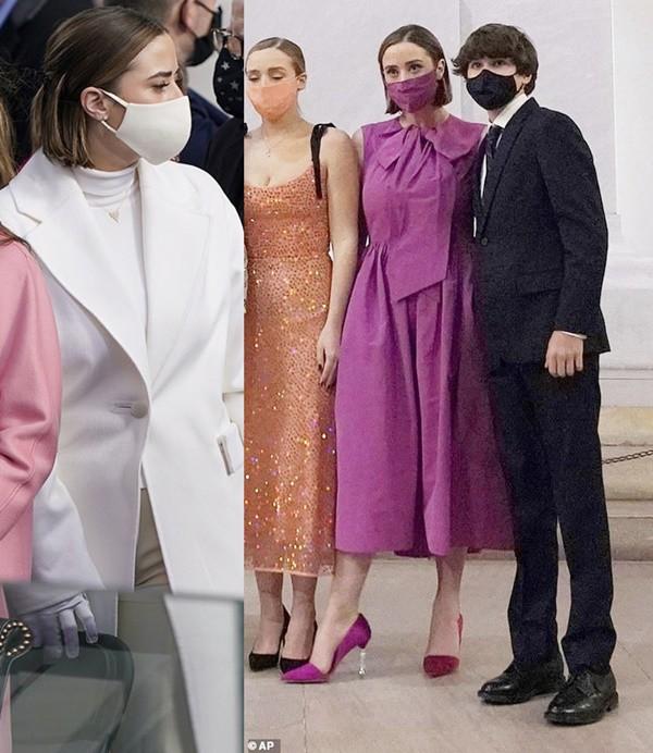 """""""Đội ngũ"""" cháu gái của Tổng thống Joe Biden: Những biểu tượng thời trang mới của Nhà Trắng - 2"""