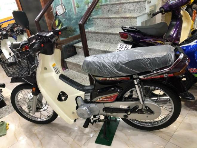 CHOÁNG: Honda Dream II Thái chưa đổ xăng, rao bán hơn 2 tỷ đồng - 1