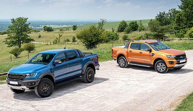 Giá xe Ford Ranger lăn bánh tháng 1/2021, giảm 20 triệu đồng - 1